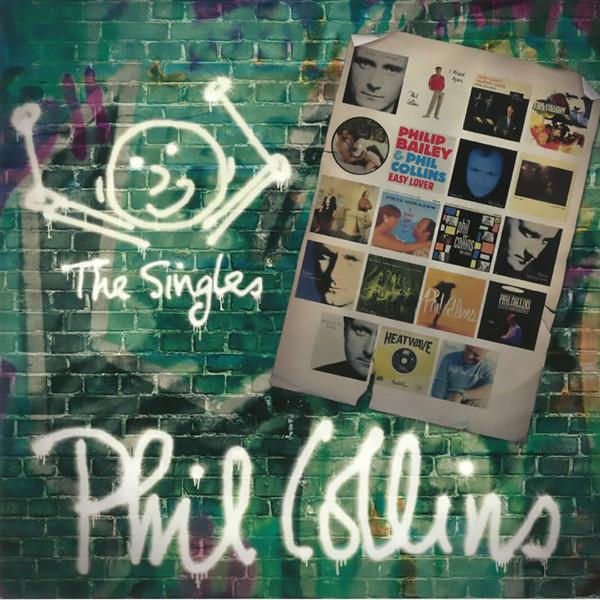 Viniluri VINIL Universal Records Phil Collins - The SinglesVINIL Universal Records Phil Collins - The Singles