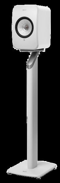 Standuri boxe KEF LSX Floorstand White ResigilatKEF LSX Floorstand White Resigilat