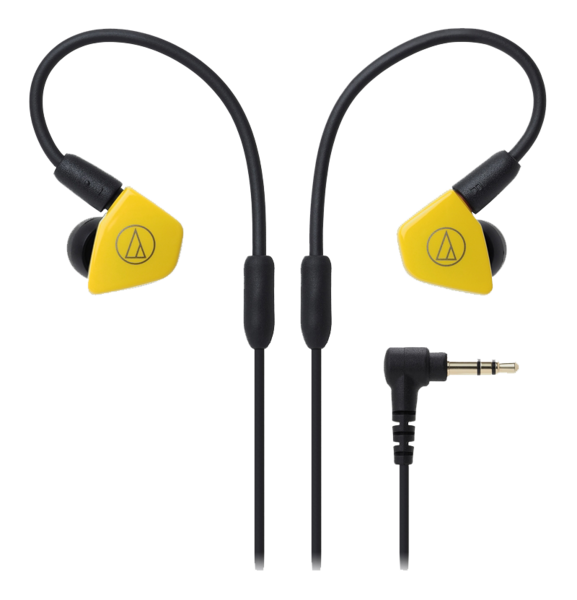 Casti  Casti in-ear cu microfon Audio-Technica ATH-LS50iS, seria LIVE SOUND Casti in-ear cu microfon Audio-Technica ATH-LS50iS, seria LIVE SOUND