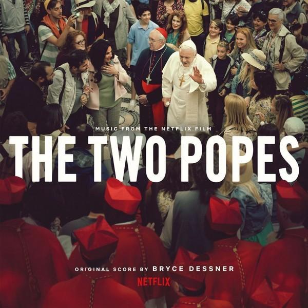 Viniluri VINIL Universal Records Bryce Dessner - The Two Popes (Music From the Netflix Film)VINIL Universal Records Bryce Dessner - The Two Popes (Music From the Netflix Film)