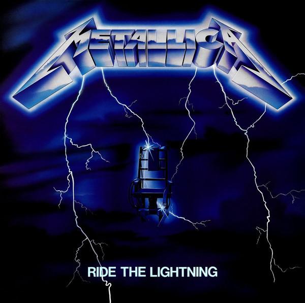 Viniluri VINIL Universal Records Metallica - Ride The LightningVINIL Universal Records Metallica - Ride The Lightning