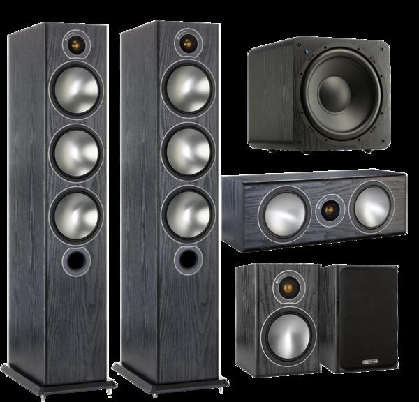 Pachete PROMO SURROUND Pachet PROMO Monitor Audio Bronze 6 pachet 5.1Pachet PROMO Monitor Audio Bronze 6 pachet 5.1