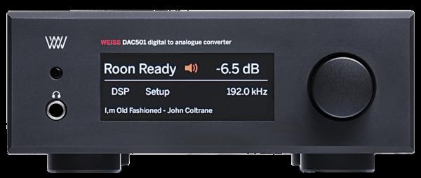 DAC-uri DAC Weiss DAC501DAC Weiss DAC501