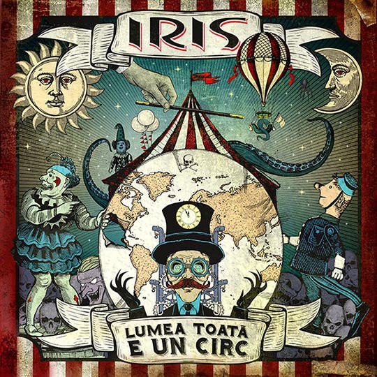 Viniluri VINIL Universal Music Romania Iris - Toata Lumea E Un CircVINIL Universal Music Romania Iris - Toata Lumea E Un Circ