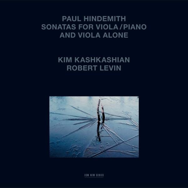 Muzica CD CD ECM Records Kim Kashkashian: Hindemith SonatasCD ECM Records Kim Kashkashian: Hindemith Sonatas