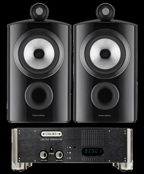 Pachete PROMO STEREO Pachet PROMO Bowers & Wilkins 805 D3 + Chord Electronics CPM 2650Pachet PROMO Bowers & Wilkins 805 D3 + Chord Electronics CPM 2650
