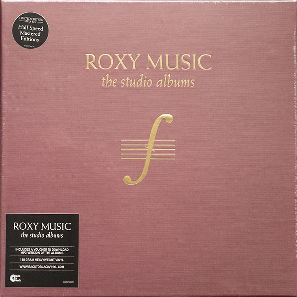 Viniluri VINIL Universal Records Roxy Music - The Studio AlbumsVINIL Universal Records Roxy Music - The Studio Albums