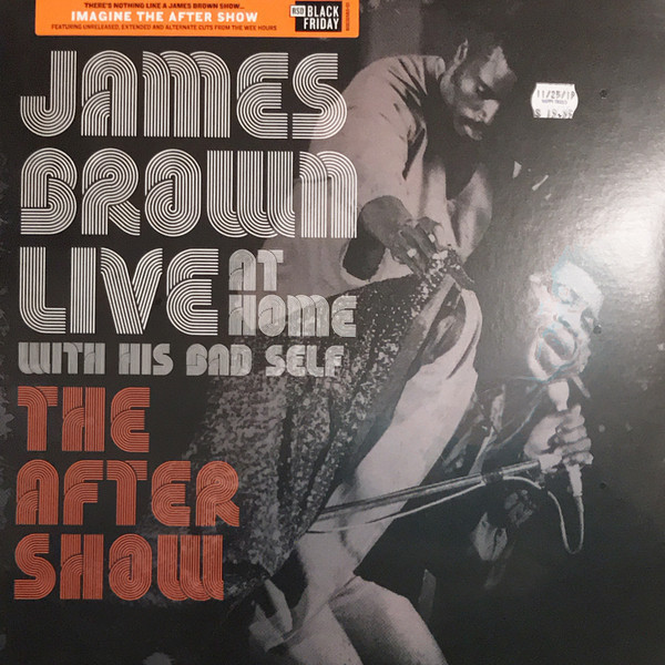 Viniluri VINIL Universal Records James Brown - Live At Home With His Bad Self (The After Show)VINIL Universal Records James Brown - Live At Home With His Bad Self (The After Show)
