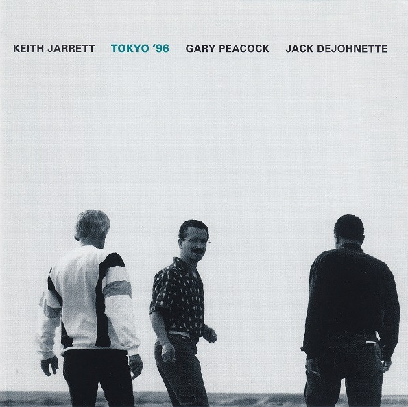 Muzica CD CD ECM Records Keith Jarrett, Gary Peacock, Jack DeJohnette: Tokyo'96CD ECM Records Keith Jarrett, Gary Peacock, Jack DeJohnette: Tokyo'96