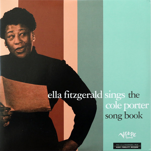 Viniluri VINIL Universal Records Ella Fitzgerald - Sings The Cole Porter Song BookVINIL Universal Records Ella Fitzgerald - Sings The Cole Porter Song Book