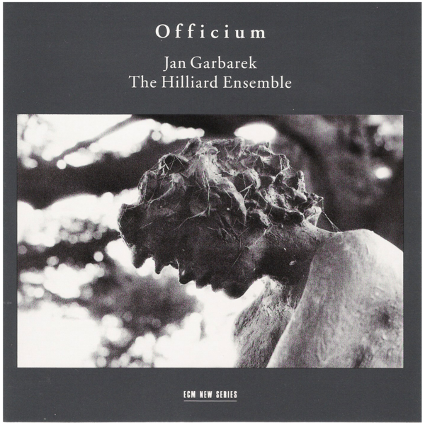 Muzica CD CD ECM Records Jan Garbarek, Hilliard Ensemble: OfficiumCD ECM Records Jan Garbarek, Hilliard Ensemble: Officium