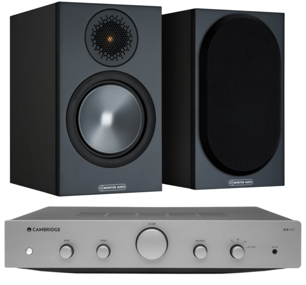 Pachete PROMO STEREO Pachet PROMO Monitor Audio Bronze 50 + Cambridge Audio AXA25Pachet PROMO Monitor Audio Bronze 50 + Cambridge Audio AXA25