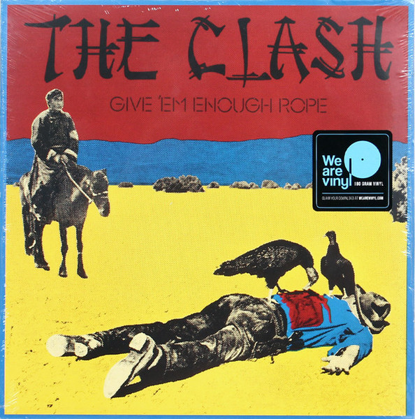 Viniluri VINIL Universal Records The Clash - Give Em Enough RopeVINIL Universal Records The Clash - Give Em Enough Rope