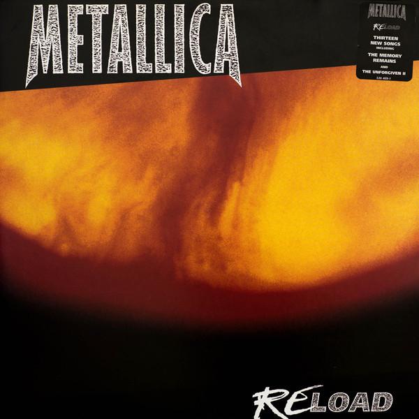 Viniluri VINIL Universal Records Metallica - ReloadVINIL Universal Records Metallica - Reload