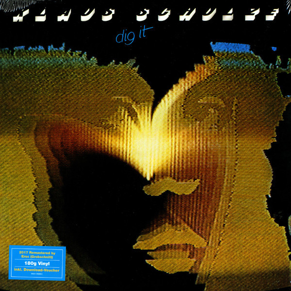 Viniluri VINIL Universal Records Klaus Schulze - Dig ItVINIL Universal Records Klaus Schulze - Dig It