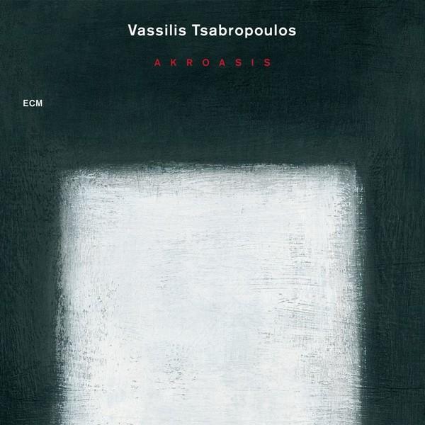 Muzica CD CD ECM Records Vassilis Tsabropoulos: AkroasisCD ECM Records Vassilis Tsabropoulos: Akroasis