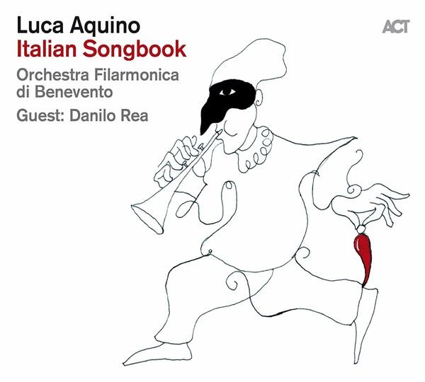 Muzica VINIL ACT Luca Aquino - Italian SongbookVINIL ACT Luca Aquino - Italian Songbook
