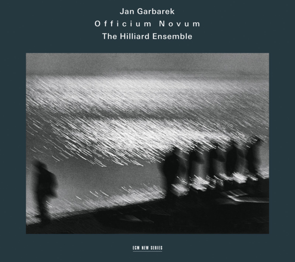 Muzica CD CD ECM Records Jan Garbarek, Hilliard Ensemble: Officium NovumCD ECM Records Jan Garbarek, Hilliard Ensemble: Officium Novum