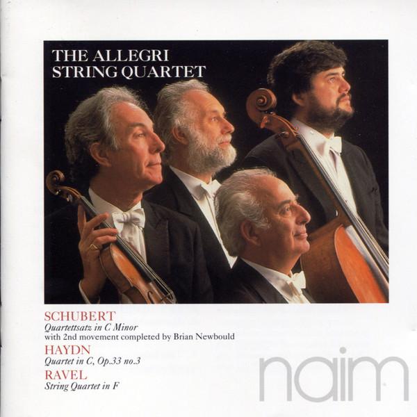 Muzica CD CD Naim Allegri String Quartet: Schubert, Haydn, RavelCD Naim Allegri String Quartet: Schubert, Haydn, Ravel