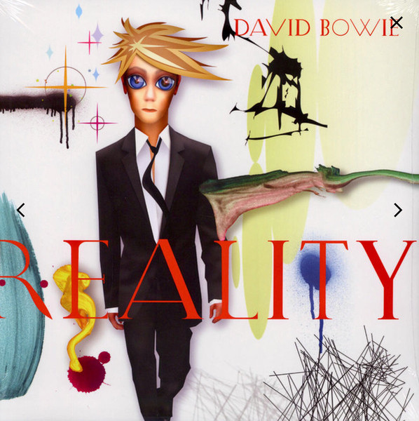 Viniluri VINIL Universal Records David Bowie - RealityVINIL Universal Records David Bowie - Reality