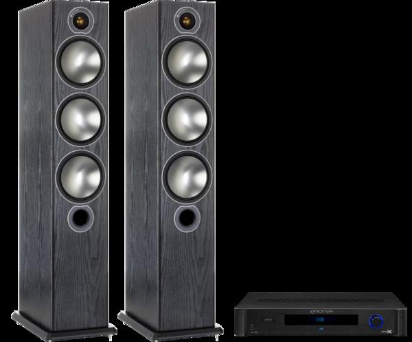 Pachete PROMO STEREO Pachet PROMO Monitor Audio Bronze 6 + Emotiva BasX TA-100Pachet PROMO Monitor Audio Bronze 6 + Emotiva BasX TA-100