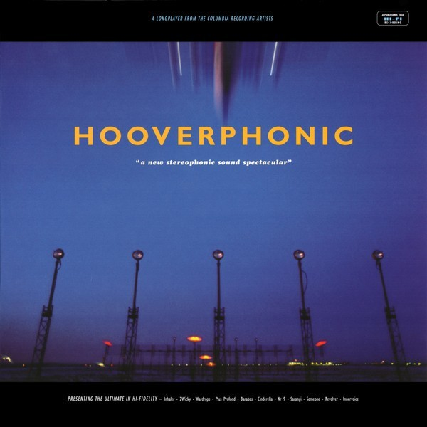 Viniluri VINIL Universal Records Hooverphonic - A New Stereophonic Sound SpectacularVINIL Universal Records Hooverphonic - A New Stereophonic Sound Spectacular