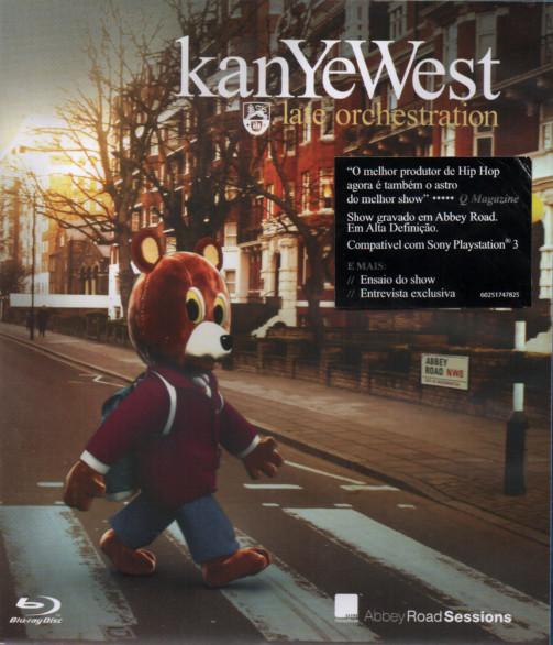 DVD & Bluray BLURAY Universal Records kanYeWest - Late OrchestrationBLURAY Universal Records kanYeWest - Late Orchestration