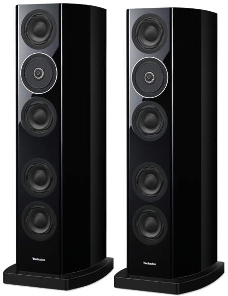 Boxe Boxe Technics Reference Class R1 Series - Speaker System Boxe Technics Reference Class R1 Series - Speaker System
