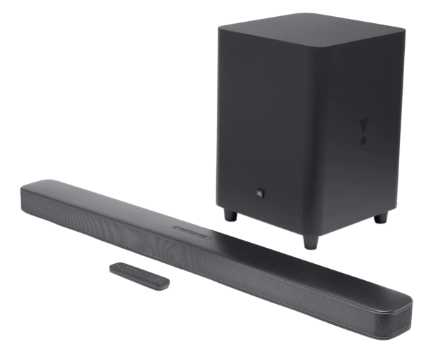 Soundbar  Soundbar JBL Bar 5.1 Surround, Model 2019 Soundbar JBL Bar 5.1 Surround, Model 2019
