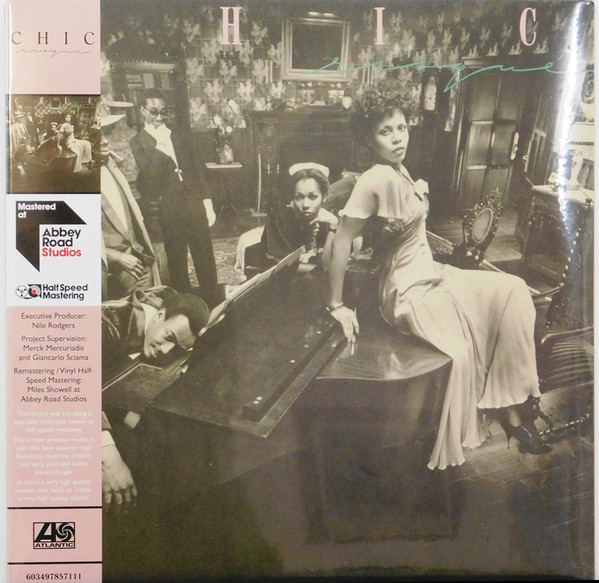 Viniluri VINIL Universal Records Chic - Risque (2018 Reissue)VINIL Universal Records Chic - Risque (2018 Reissue)
