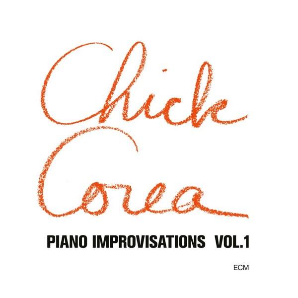 Muzica CD CD ECM Records Chick Corea: Piano Improvisations Vol. 1CD ECM Records Chick Corea: Piano Improvisations Vol. 1