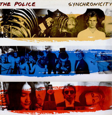 Viniluri VINIL Universal Records The Police - SynchronicityVINIL Universal Records The Police - Synchronicity