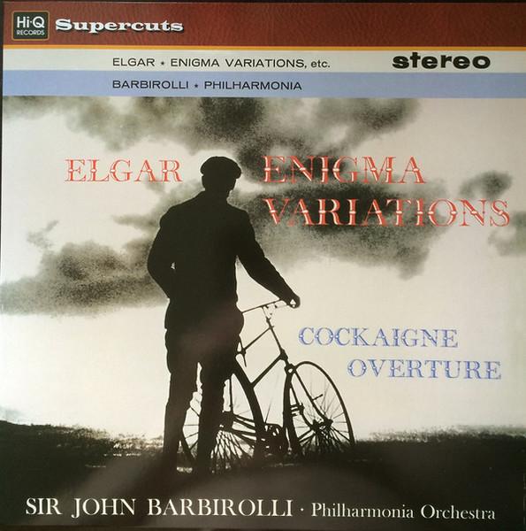 Viniluri VINIL Universal Records Elgar - Enigma Variations / Cockaigne Overture - Philharmonia, BarbirolliVINIL Universal Records Elgar - Enigma Variations / Cockaigne Overture - Philharmonia, Barbirolli