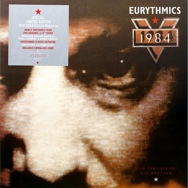 Viniluri VINIL Universal Records Eurythmics - 1984 (For The Love Of Big Brother)VINIL Universal Records Eurythmics - 1984 (For The Love Of Big Brother)