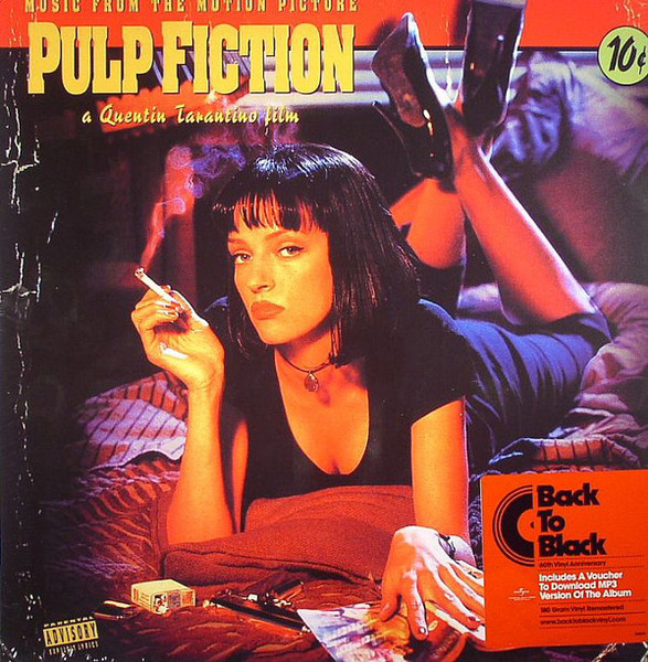 Viniluri VINIL Universal Records Various Artists - Pulp Fiction: Music From The Motion PictureVINIL Universal Records Various Artists - Pulp Fiction: Music From The Motion Picture