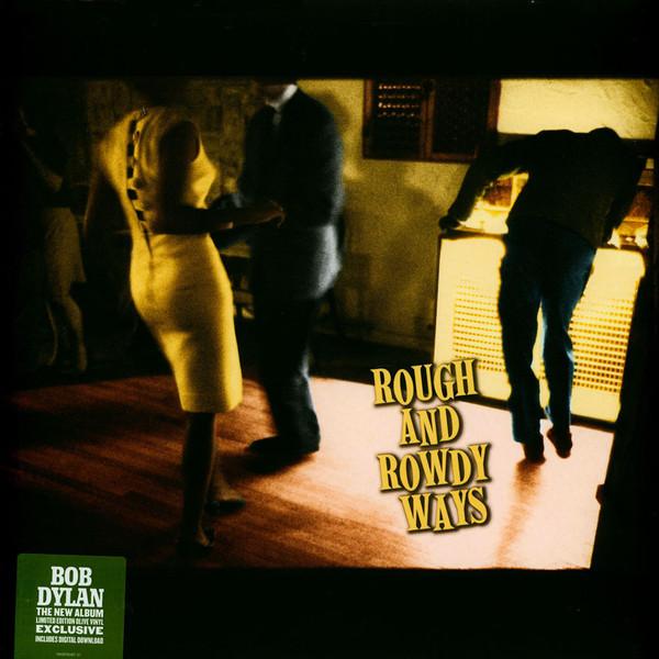Viniluri VINIL Universal Records Bob Dylan - Rough And Rowdy Ways (Olive)VINIL Universal Records Bob Dylan - Rough And Rowdy Ways (Olive)