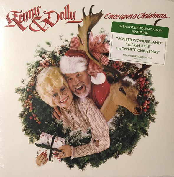 Viniluri VINIL Universal Records Kenny Rogers & Dolly Parton - Once Upon A ChristmasVINIL Universal Records Kenny Rogers & Dolly Parton - Once Upon A Christmas
