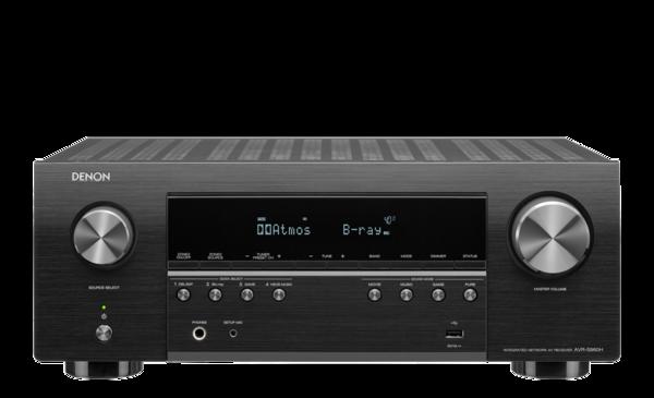 Receivere AV Receiver Denon AVR-S960H BlackReceiver Denon AVR-S960H Black