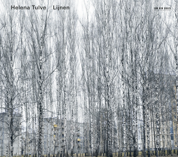 Muzica CD CD ECM Records Helena Tulve: LijnenCD ECM Records Helena Tulve: Lijnen