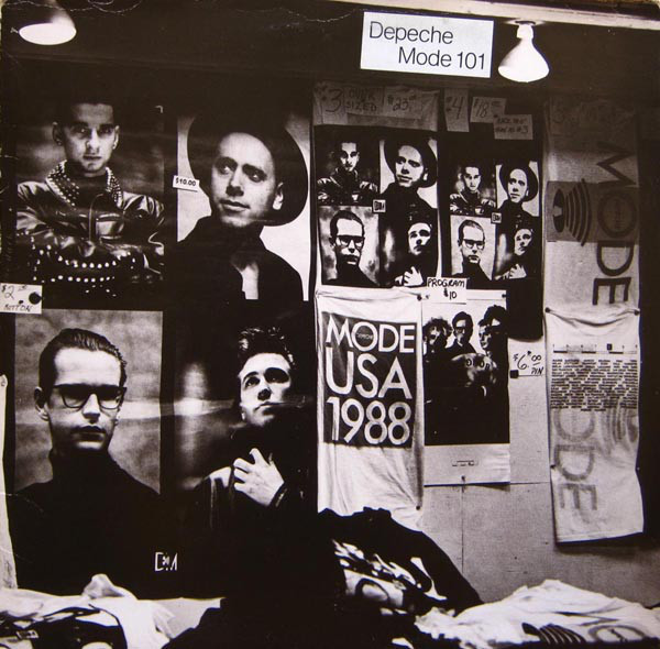 Viniluri VINIL Universal Records Depeche Mode - 101 - Live In PasadenaVINIL Universal Records Depeche Mode - 101 - Live In Pasadena