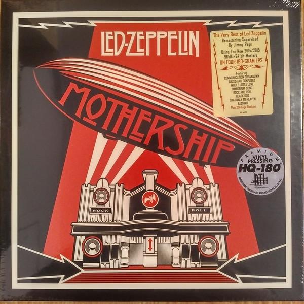 Viniluri VINIL Universal Records Led Zeppelin - MothershipVINIL Universal Records Led Zeppelin - Mothership