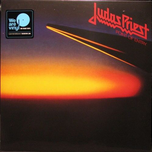 Viniluri VINIL Universal Records Judas Priest - Point Of EntryVINIL Universal Records Judas Priest - Point Of Entry