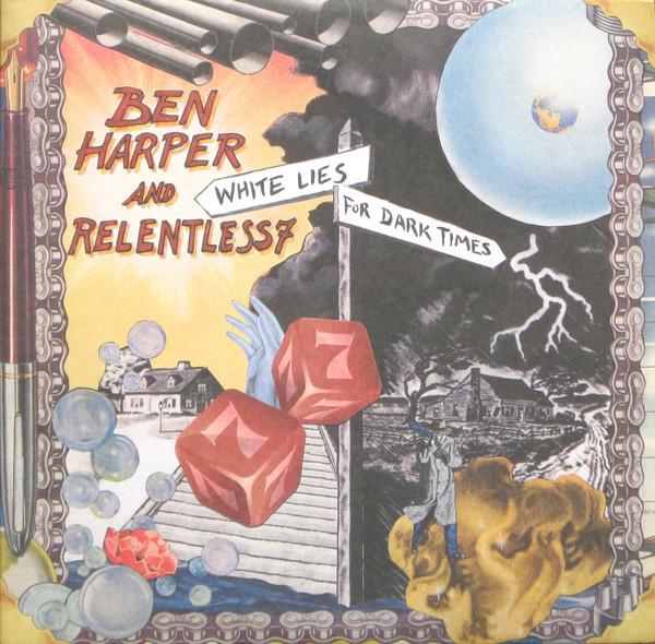 Viniluri VINIL Universal Records Ben Harper And Relentless7 - White Lies For Dark TimesVINIL Universal Records Ben Harper And Relentless7 - White Lies For Dark Times