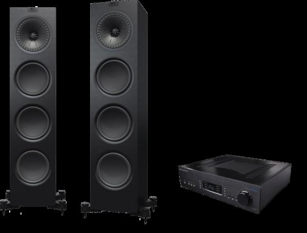 Pachete PROMO STEREO Pachet PROMO KEF Q950 + Cambridge Audio Azur 851APachet PROMO KEF Q950 + Cambridge Audio Azur 851A