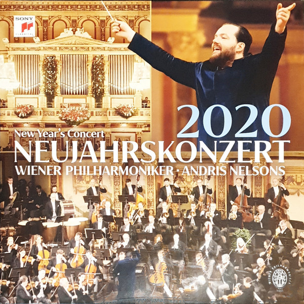 Viniluri VINIL Universal Records Andris Nelsons & Wiener Philharmoniker - Neujahrskonzert 2020VINIL Universal Records Andris Nelsons & Wiener Philharmoniker - Neujahrskonzert 2020