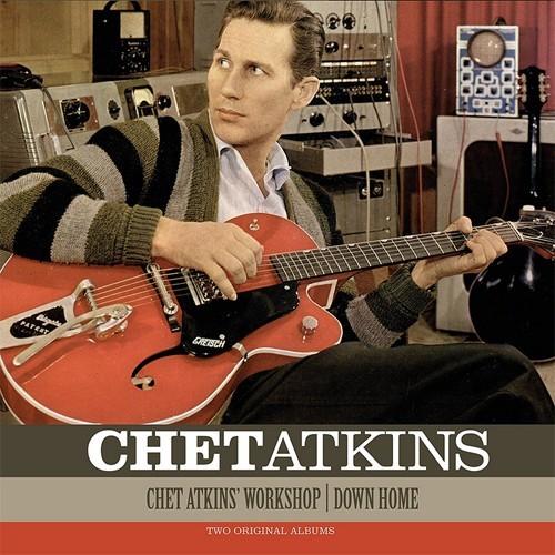Viniluri VINIL Universal Records Chet Atkins' Workshop / Down HomeVINIL Universal Records Chet Atkins' Workshop / Down Home