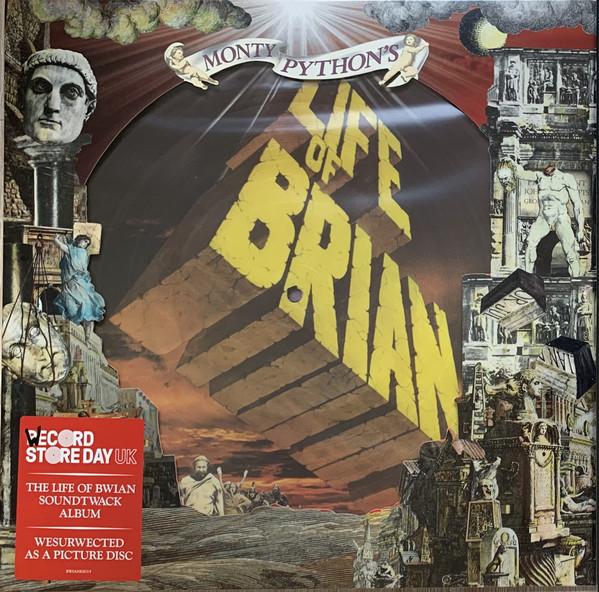 Viniluri VINIL Universal Records Monty Python - Life Of BrianVINIL Universal Records Monty Python - Life Of Brian