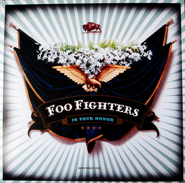 Viniluri VINIL Universal Records Foo Fighters - In Your HonorVINIL Universal Records Foo Fighters - In Your Honor