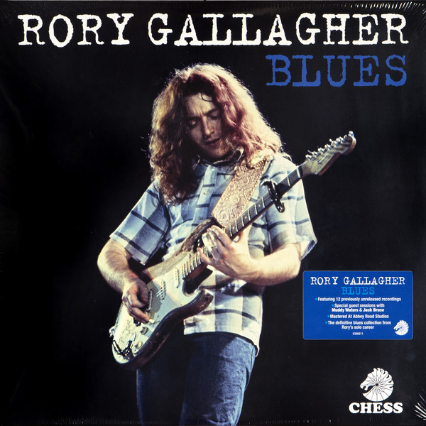 Viniluri VINIL Universal Records Rory Gallagher - BluesVINIL Universal Records Rory Gallagher - Blues