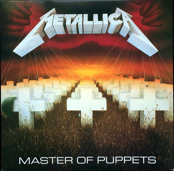 Viniluri VINIL Universal Records Metallica - Master of PuppetsVINIL Universal Records Metallica - Master of Puppets